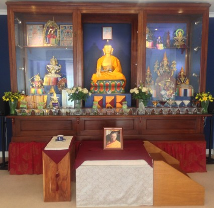 Buddhist Shrine